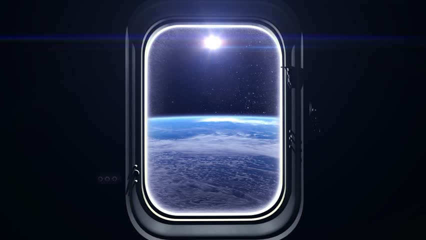 Space  a View of the Stock Footage Video (100% Royalty-free) 26213849 |  Shutterstock