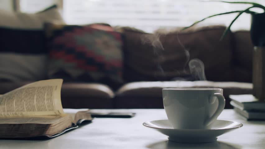Sacred Coffee HD Cinemagraph