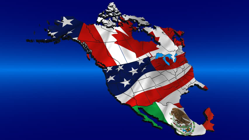 USA Map Alaska Pull Out No Signs