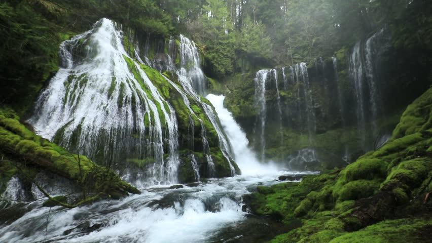 Panther Creek Falls, Portland, Oregon