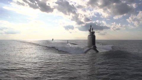 the newest virginia class submarine minnesota ssn