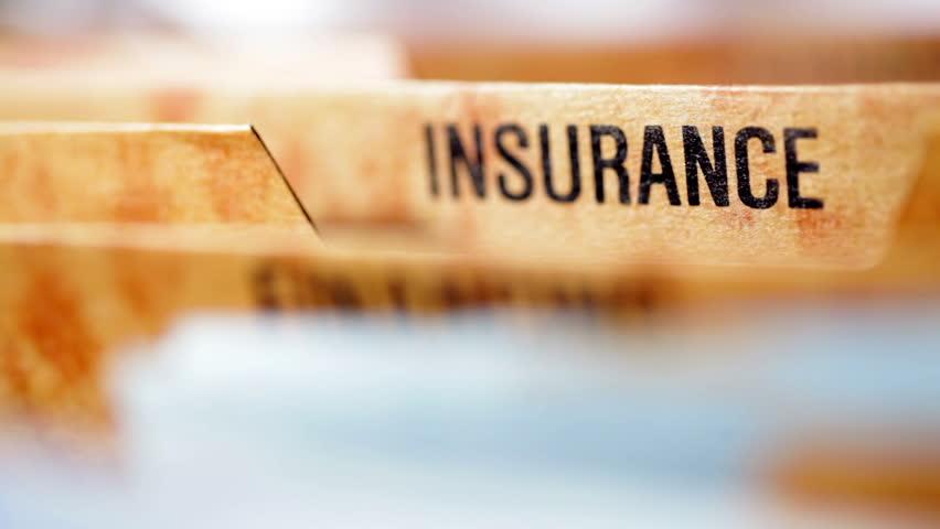 Header of insurance