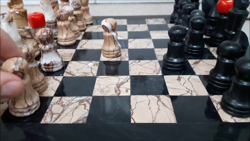 Header of Chess Game