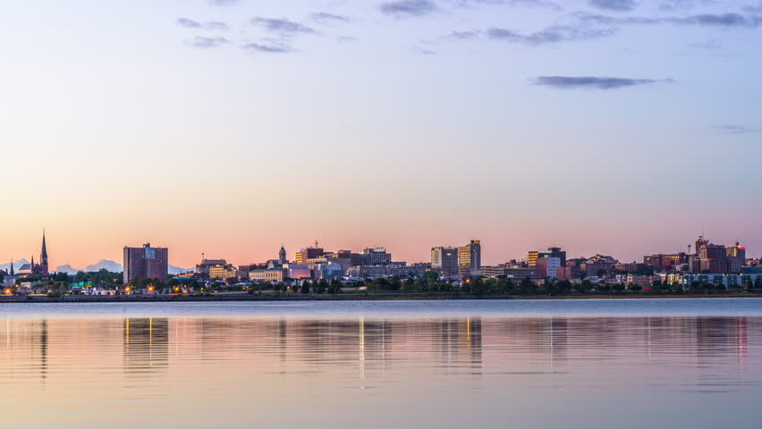 Portland, Maine, Usa Downtown Skyline  Stock Footage Video (100%  Royalty-free) 27320779 | Shutterstock