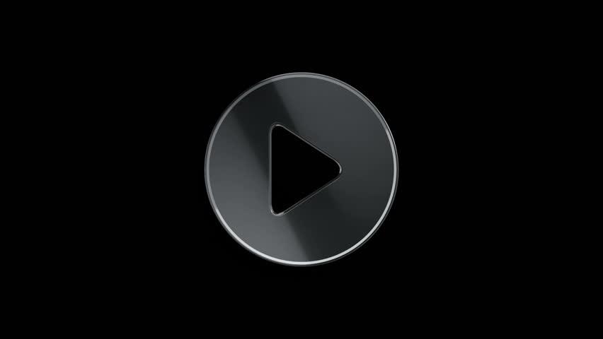 Stockvideo Van Editorial Animation 3d Rotation Of Symbol 31467058