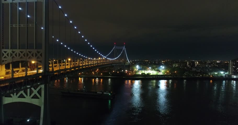 Triborough Bridge Royalty Free Stock Video In 4k And Hd Shutterstock