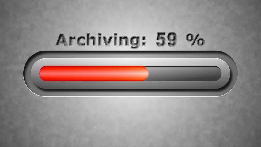 Process of Archiving. 4K Resolution. Encoder Prores 4444. Great Quality.