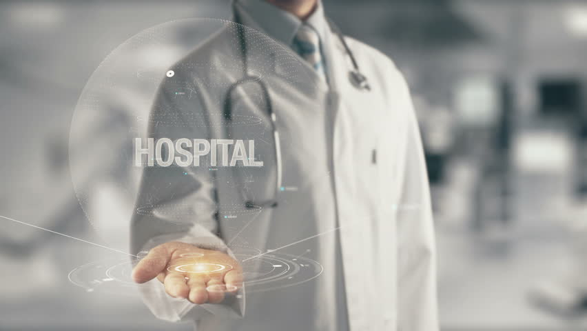 Doctor holding in hand Hospital | Shutterstock HD Video #28079509