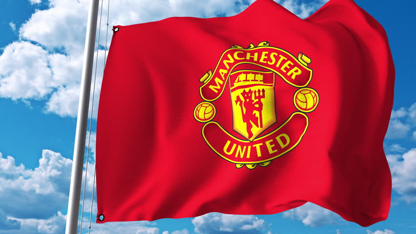 Bilderesultat for man utd flag