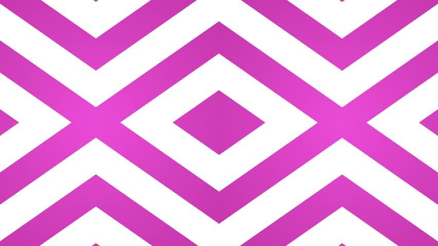 Pink Chevron Wallpaper Stock Video Footage