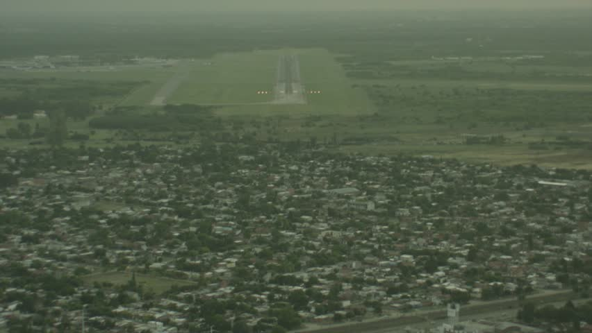 Header of airstrip