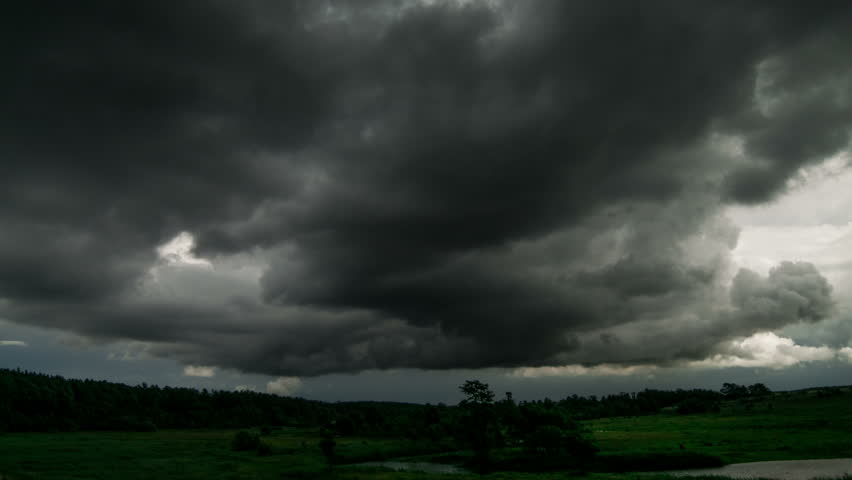storm clouds  the sky before stock footage video  100