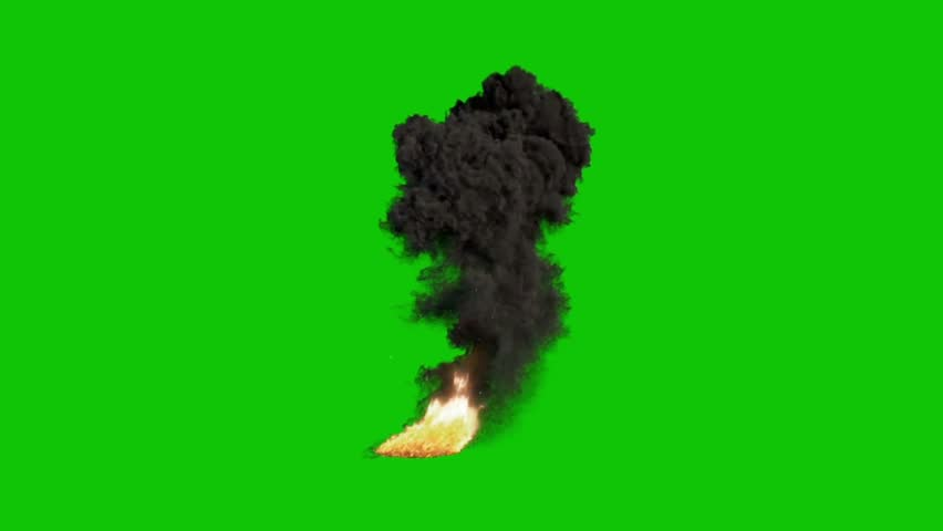 fire high smoke green screen stock footage video  100  royalty