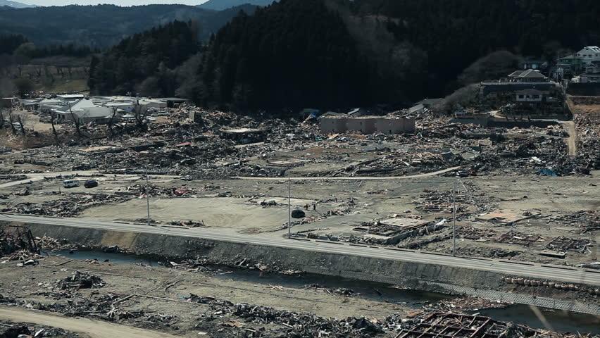 Tsunami :  04/30/2011 Fukushima japan