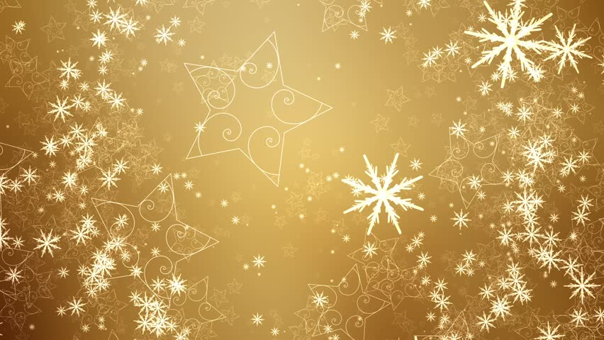 gold christmas snowflake wallpaper - photo #9