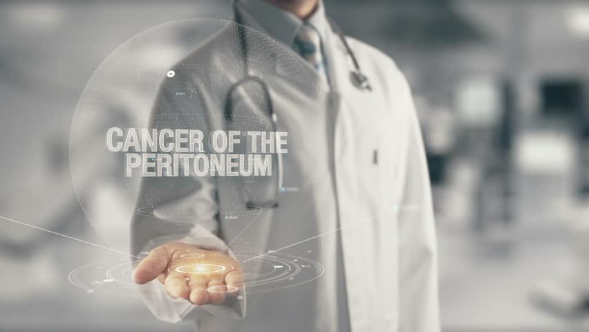Header of peritoneum