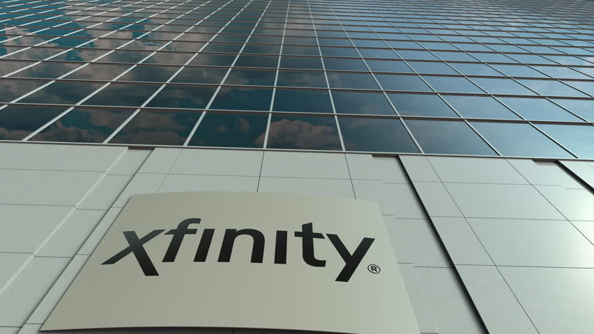 Signage Board with Xfinity Logo  Stock Footage Video (100% Royalty-free)  29024539 | Shutterstock