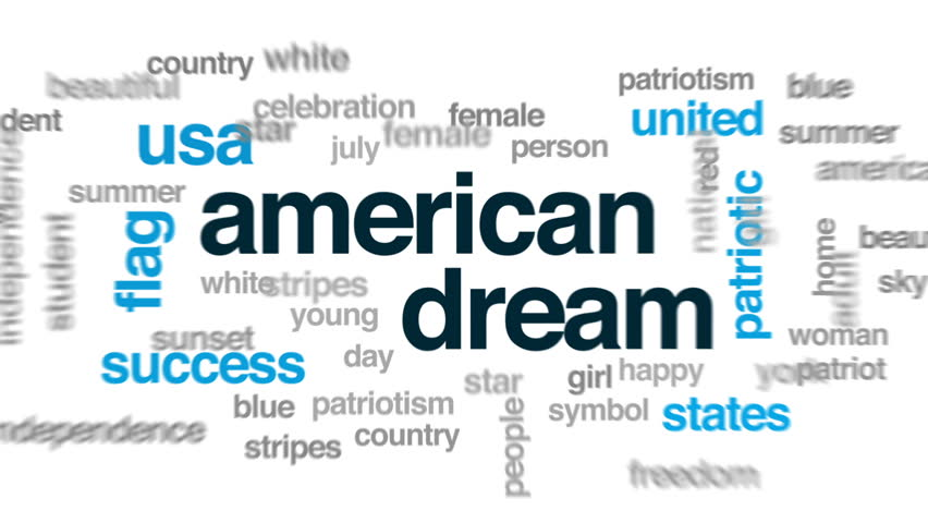 Header of American Dream