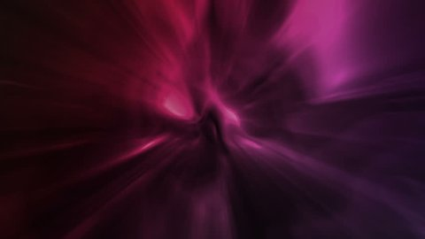Aurora Pink abstract background loop
