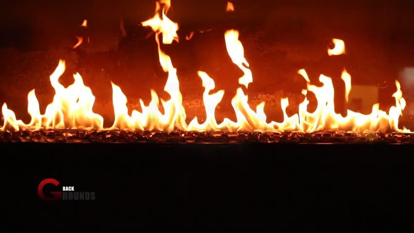 Гифка огня
