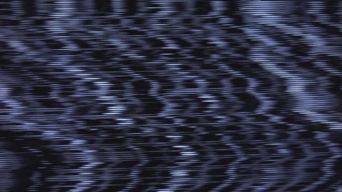 Abstract background for TV failure and television glitch with static noise and interference signal