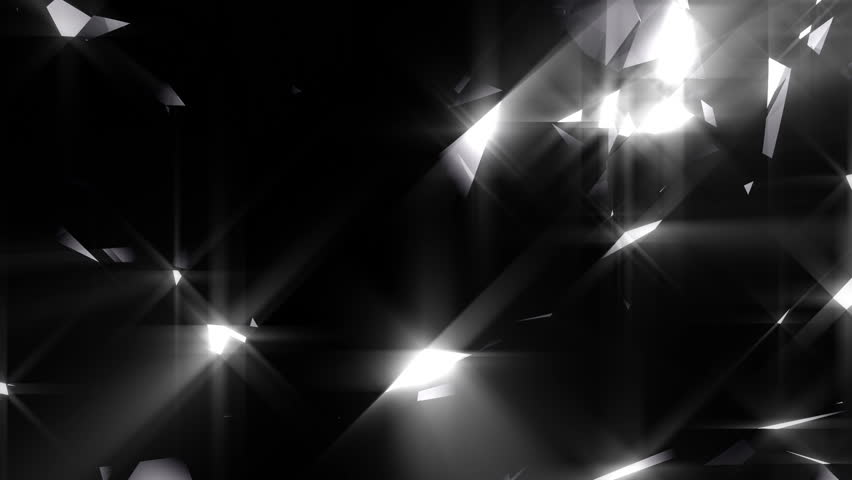 Luxury shining background animation - loopable