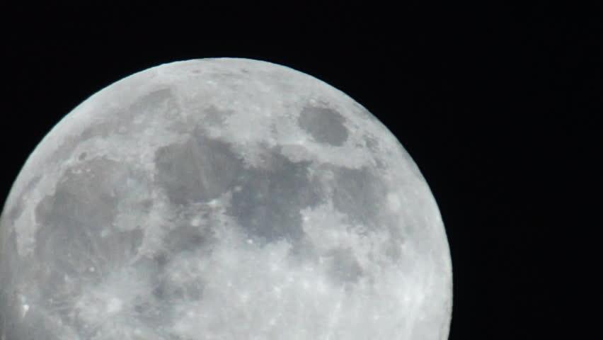 Full Moon in October