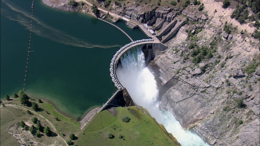 Kerr Dam | Shutterstock HD Video #29595289