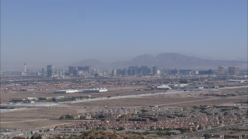 Approaching Las Vegas | Shutterstock HD Video #29662639
