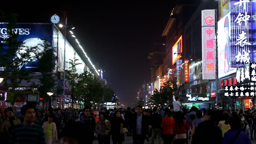 beijing the most crowded city in china