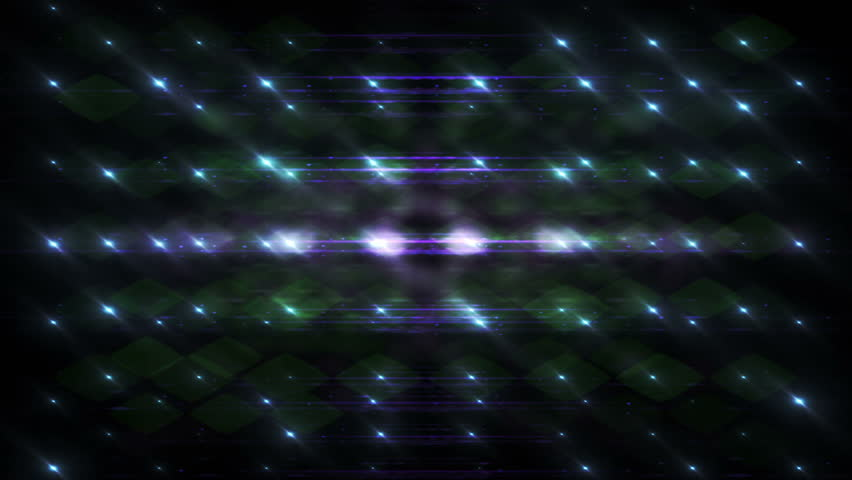 Stage Light Background Visuals Animation