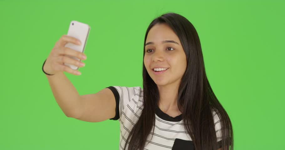 Post mobile phone video teen