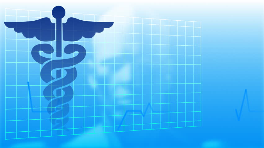 Medical Background Stock Footage Video (100% Royalty-free