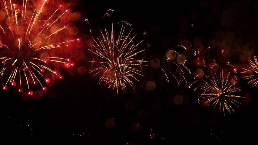 Fireworks in Japan | Shutterstock HD Video #30001861
