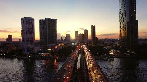 Bangkok by drone.
