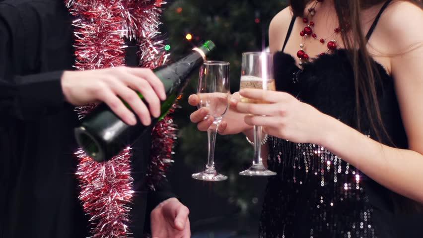 Днем, картинка с шампанским 94