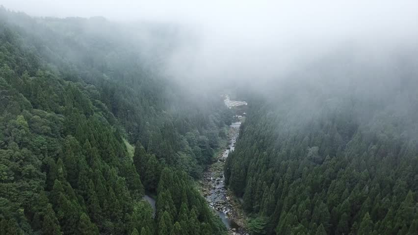 DJI MAVIC 4K Taiwan Nantou Aerial Drone Video Sun-Link-Sea Forest and Nature Resort 20170903 | Shutterstock HD Video #30426679