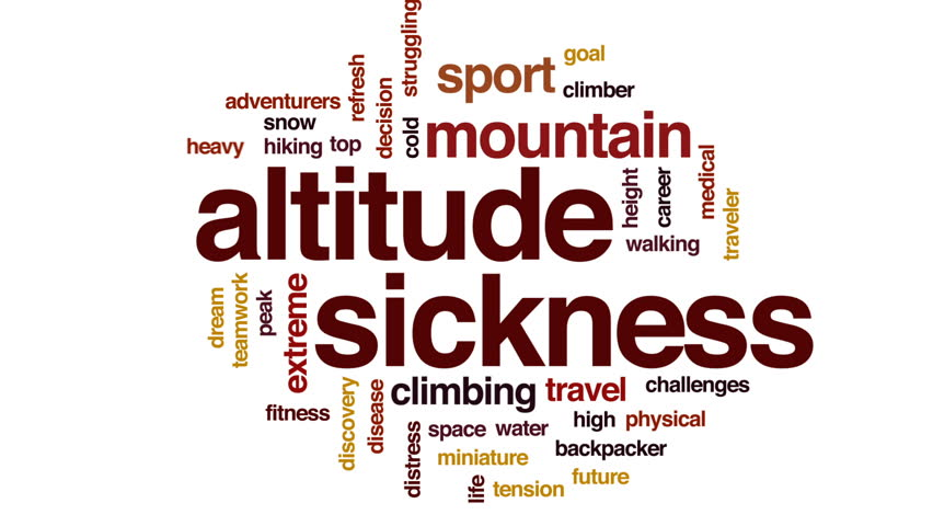 Header of Altitude Sickness