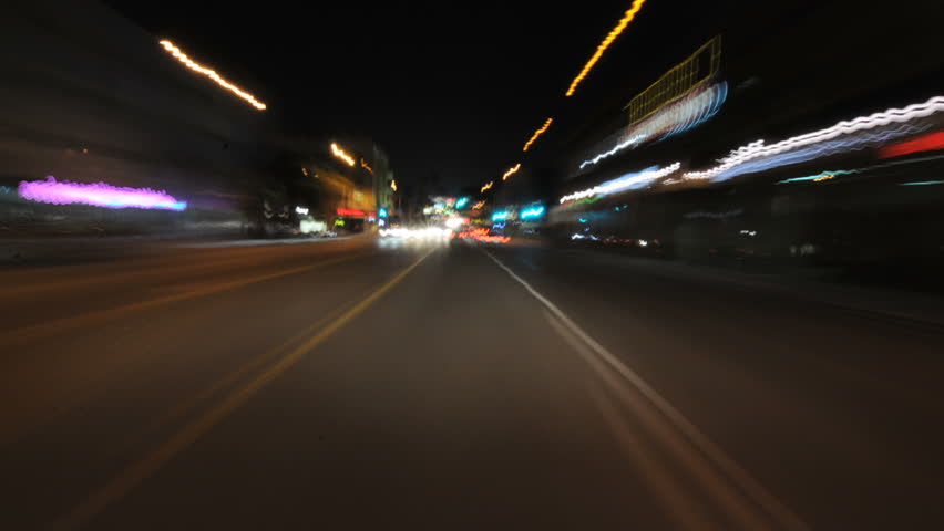 Car driving point of view timelapse   Shutterstock HD Video #30756259