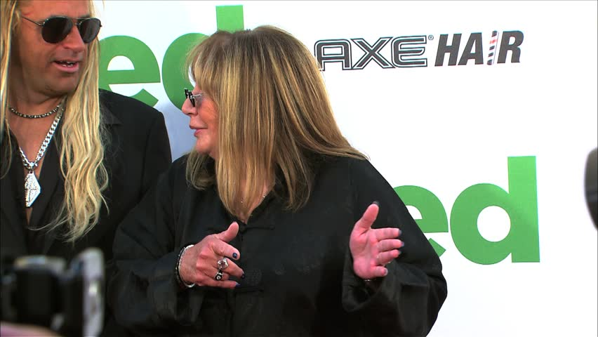 Hollywood, CA - JUNE 21, 2012: Penny Marshall, walks the red carpet at the Ted Premiere held at the Grauman's Chinese Theatre