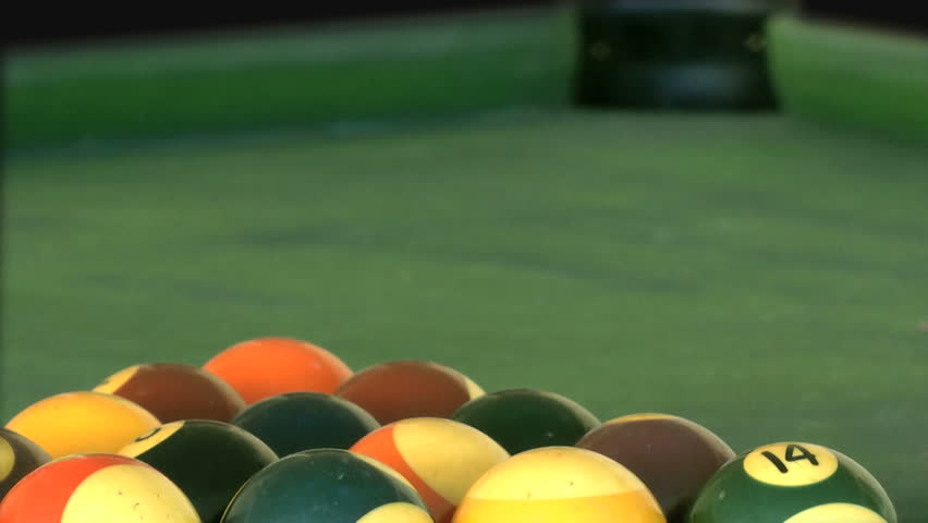 Header of pool table