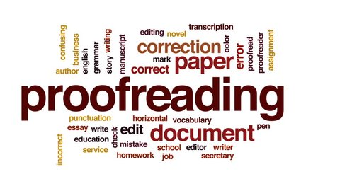 Proofreading Stock Video Footage - 4K and HD Video Clips