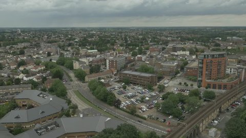 Aerial 7 of Chelmsford, Essex, UK