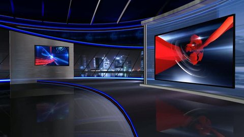 Virtual Set diva 2 background is perfect for any type of news or information presentation. The background features a stylish and clean layout with subtle movements and animations.