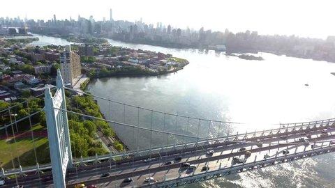 Robert F Kennedy Bridge 07 - Aerial