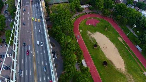 Robert F Kennedy Bridge 09 - Aerial