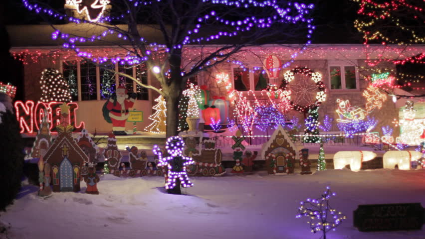 Christmas Light Stock Video Footage - 4K and HD Video Clips ...