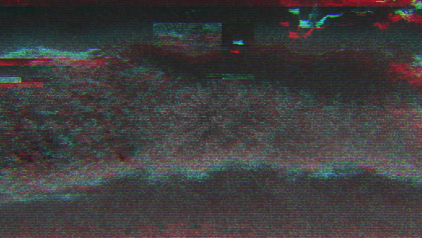 Unique Design Abstract Digital Animation Pixel Noise Glitch Error Video Damage #31378849