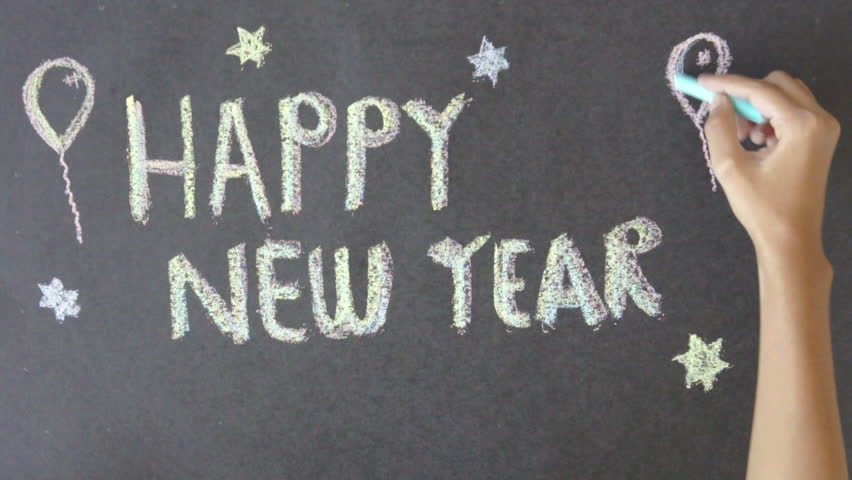 Happy New Year Stock Footage Video (100% Royalty-free) 3138919 ...