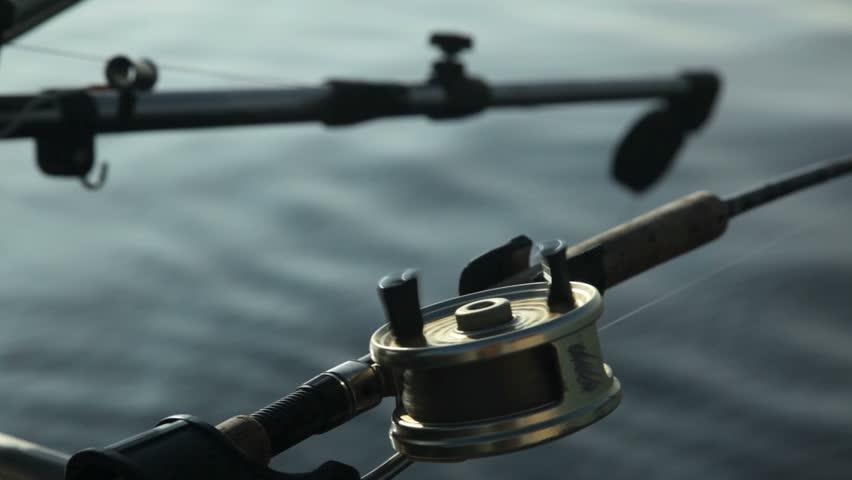 Salmon fishing near Port Renfrew BC